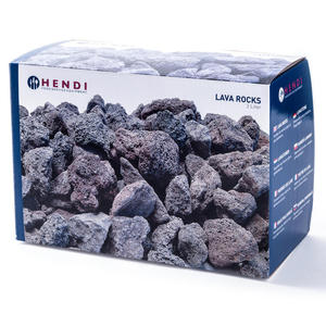 Kamień lawowy do grilla gazowego 3kg - Hendi 152706 - 2834196099