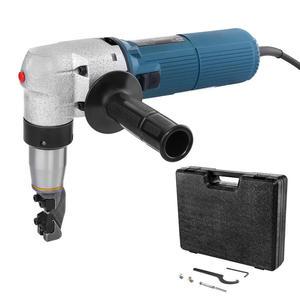 Elektryczne nożyce do blachy falistej i trapezowej MSW BLS-300 do 4 mm - 2837103787
