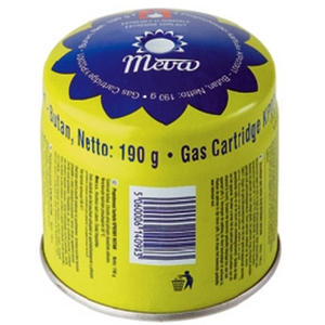 Kartusz wkład nabój gazowy do kuchenki palnika na gaz - nakłuwany 190g - 2847066700