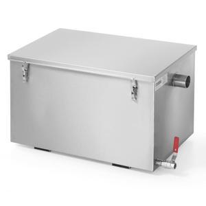 Separator do tłuszczu do kuchni zmywalni gastronomicznej 60L - Hendi 975725 - 2848900382