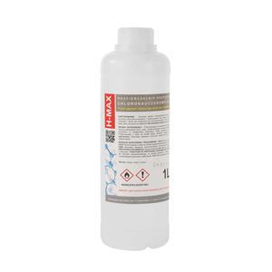 Rozcieńczalnik chlorokauczukowy poliwynylowy do farb i lakierów H-MAX 1L - 2855509905