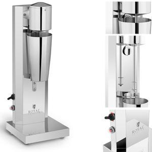 Spieniacz shaker do mleka milkshaker 18000 obr./min + Kubek 0.8 L - 2878283027