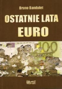 Ostatnie lata Euro. Raport o walucie, której nie chcieli Niemcy - 2829729398