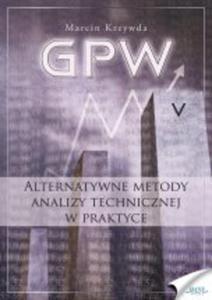 GPW V - Alternatywne metody analizy technicznej w praktyce - ebook - 2829729453