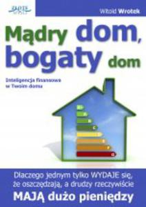 Mądry dom, bogaty dom - ebook - 2829729472