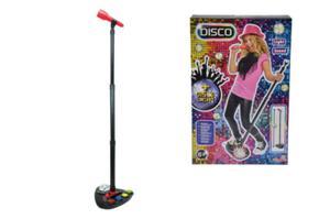 My Music World - Mikrofon na stojaku Disco - Simba - 2885515909