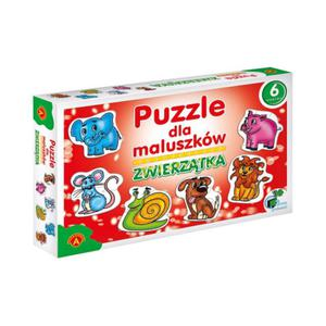 Alexander Puzzle dla maluszk - 2859553869