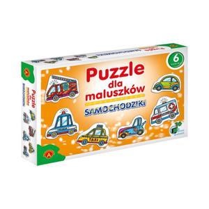 Alexander Puzzle dla maluszk - 2859553870