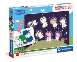 Clementoni Puzzle 60el Double Face  - 2859553943