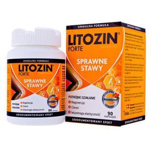 Litozin Forte 90 kapsułek - 2833548431