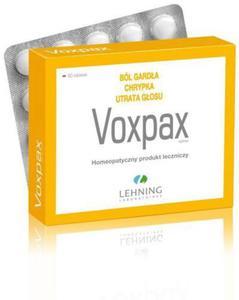 Lehning Voxpax 60 tabletek - 2833544214