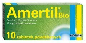 Amertil Bio 10 mg 10 tabletek - 2833544547