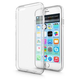 Mercury/Goospery Jelly Case [Clear], Pokrowiec silikonowy dla iPhone 6/6s - 2845486180