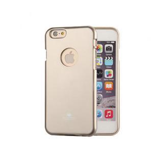 Mercury/Goospery Jelly Case [Gold], Pokrowiec silikonowy dla iPhone 6/6s - 2860779771