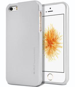 Mercury/Goospery iJelly Case [Silver], Pokrowiec silikonowy dla iPhone 6/6S - 2860779772