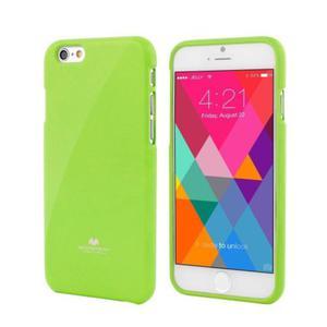 Mercury/Goospery Jelly Case [Lime], Pokrowiec silikonowy dla iPhone 6/6s - 2860779786