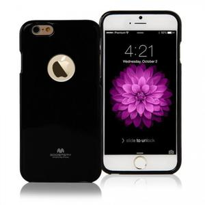 Mercury/Goospery Jelly Case [Black], Pokrowiec silikonowy dla iPhone 6/6s - 2849807486