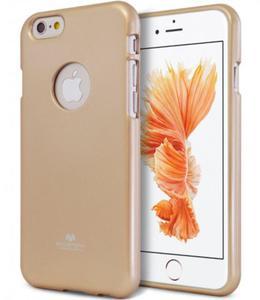 Mercury/Goospery Jelly Case [Gold], Pokrowiec silikonowy dla iPhone 6/6s - 2860779748