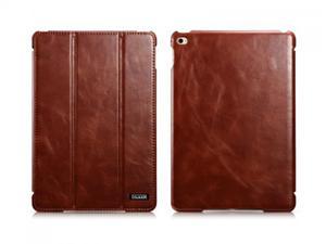 I-Carer Vintage Series [Red], Skórzane etui dla iPad Mini 4 - 2825286644