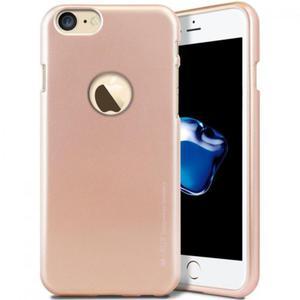 Mercury/Goospery i-Jelly Case [Rose Gold], Pokrowiec silikonowy dla iPhone 7/8 - 2853114807