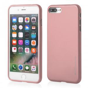 Mercury/Goospery i-Jelly Case [Rose Gold], Pokrowiec silikonowy dla iPhone 7/8 - 2860779760