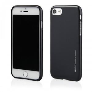 Mercury/Goospery i-Jelly Case [Black], Pokrowiec silikonowy dla iPhone 7/8 - 2860779761