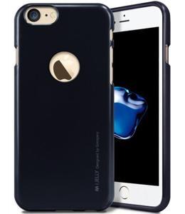 Mercury/Goospery i-Jelly Case [Black], Pokrowiec silikonowy dla iPhone 7/8 - 2856190494
