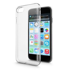 Mercury/Goospery Jelly Case [Clear], Pokrowiec silikonowy dla iPhone 7 Plus/8+ - 2849807504