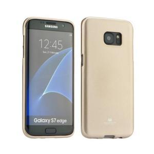 Mercury/Goospery Jelly Case [Gold], Pokrowiec silikonowy dla Galaxy S7 - 2849807508