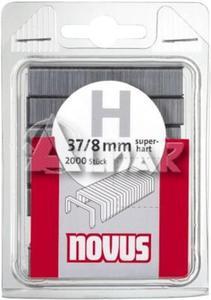 NOVUS ZSZYWKI H TYP 37/10 mm 042-0371 SUPERTWARDE - 2822055951