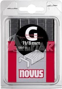 NOVUS ZSZYWKI G TYP 11/10 mm 042-0386 - 2822055977