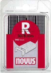 NOVUS ZSZYWKI R TYP 50/10 mm 042-0467 - 2822055984