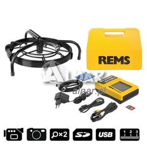 REMS CamSys Li-Ion Set S-Color 10 K WIZYJNY SYSTEM KONTROLI - 175008 - 2822059562