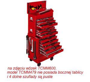 TENGTOOLS WÓZEK NARZĘDZIOWY 479 NARZĘDZI - TCMM479 - 94800208 - 2822059565