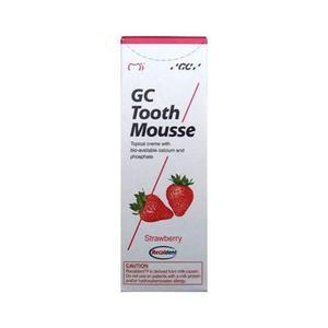 """GC Tooth Mousse Truskawka 35ml - """"szkliwo w płynie"""""""
