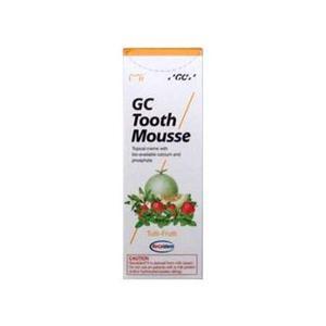 """GC Tooth Mousse Tutti-Frutti 35ml - """"szkliwo w płynie"""""""