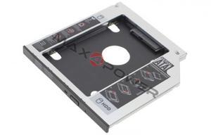 """Kieszeń na dysk twardy SSD HDD 2.5"""" SATA 12.7mm - 2856325392"""