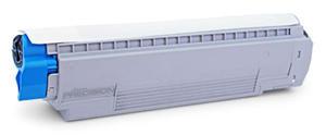 Toner do OKI C822 Magenta - Purpurowy (44844614) - 2839181928