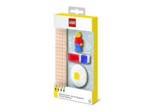 LEGO Friends 40011741 Pojemnik na klocki 1x1 różowy - 2852551330
