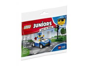 LEGO 40301733 Pojemnik na klocki 1x1 okrągły czarny - 2852551408