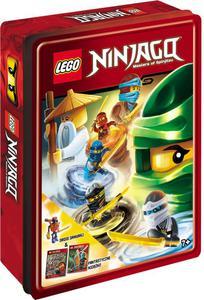LEGO Ninjago LNC9 Godzina duchów - 2852551475