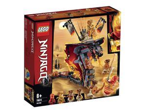 LEGO City 60107 Wóz strażacki z drabiną - 2852551642