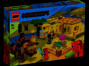 LEGO City LSB8 Wielki skarb - 2852551726