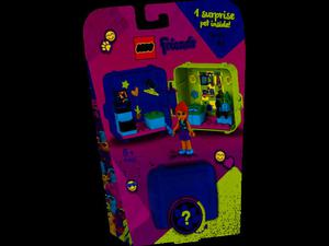 LEGO Storage 40660001 Pojemnik na minifigurki 16 szt. czerwony - 2852551740
