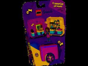 LEGO Storage 40650001 Pojemnik na minifigurki 8 szt. czerwony - 2852551742
