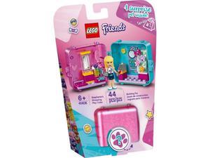 LEGO Storage 40650003 Pojemnik na minifigurki 8 szt. czarny - 2852551743