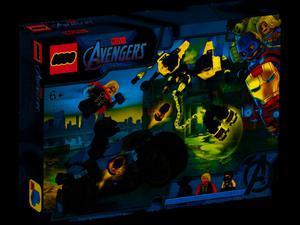 LEGO Super Heroes GDSY34057 Liga Sprawiedliwości - Kosmiczne starcie - 2852551791