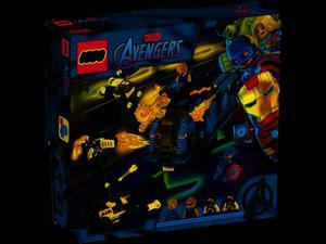 LEGO Super Heroes GBSY34058 Liga Sprawiedliwości - Kosmiczne starcie (BD) - 2852551792