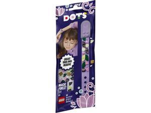 LEGO DOTS 41917 Bransoletka z magicznym lasem - 2859898331