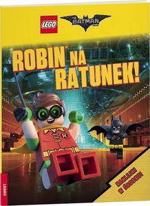 LEGO Batman Movie 40041755 Pojemnik na klocki 4x2 szary - 2852552339